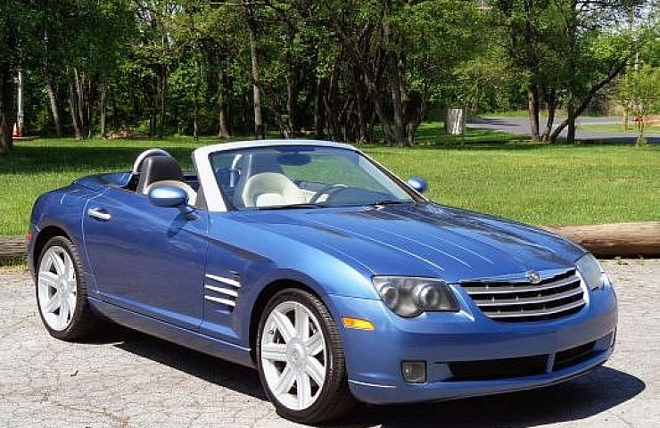 chrysler crossfire is a future collectible affordable for now rh ebay com 2004 chrysler crossfire repair manual pdf 2004 chrysler crossfire repair manual