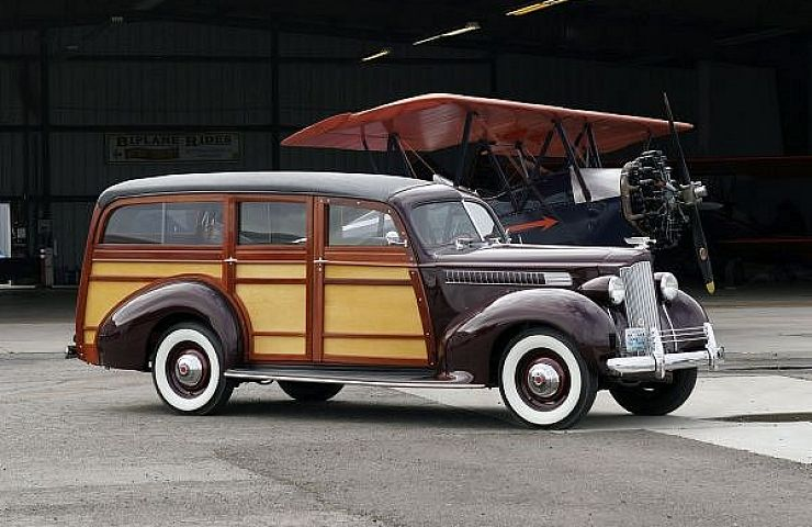 jack packard six wagon now listed for sale on ebay is not just another fine luxury automobile from early american automobile history