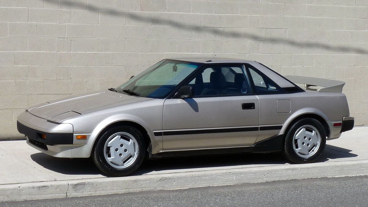 1985 Toyota MR2 Is a Mid-Engine Roadster with Hip 1980s Vibe | eBay ...