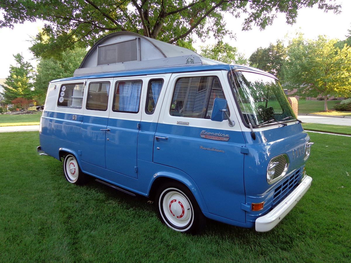 Pop Up Camper Vans The Custom Solution For Exploring The