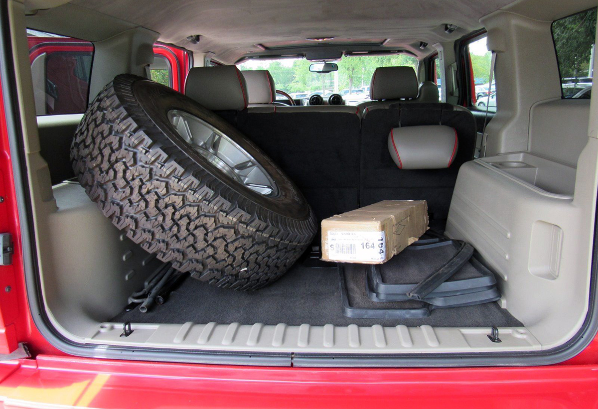 Where You Gonna Keep That Spare Tire We Have Some Ideas Ebay