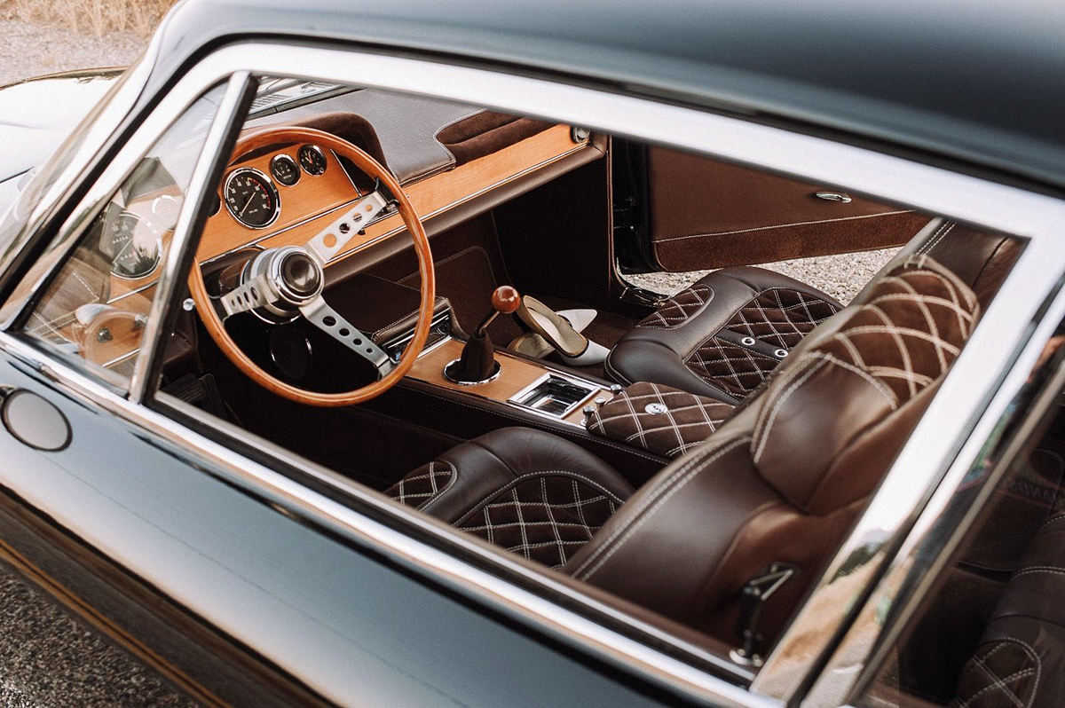 Rare Surviving Coupe from OSI, the 1960s Italian Coach Builder ...