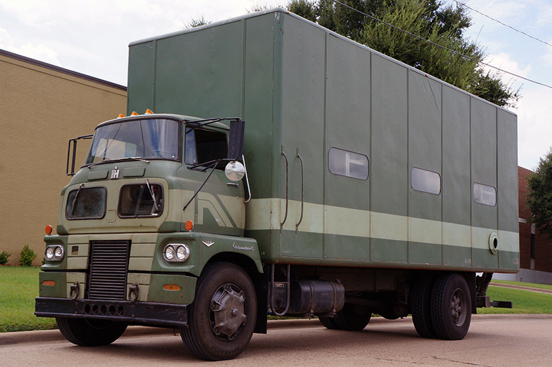 For Sale On Ebay Hugh Jackman S Robot Truck From Real Steel Ebay Motors Blog
