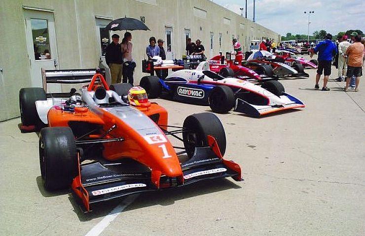 Ebay Listing Entire Turnkey Vintage Indy Racing Team Ebay Motors Blog
