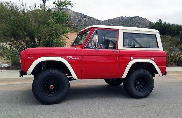Confirmation of new bronco stirs interest in vintage for Bronco motors used cars