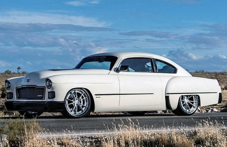 Custom 1948 Cadillac Fastback Was Built On Top Of A 2016