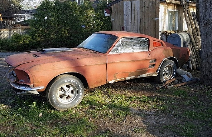 A Few Things To Consider When Restoring A Classic Mustang Fastback Ebay Motors Blog