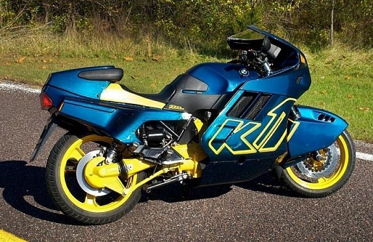 The Outlandish K1 Modernized Bmw Motorcycles Ebay Motors Blog
