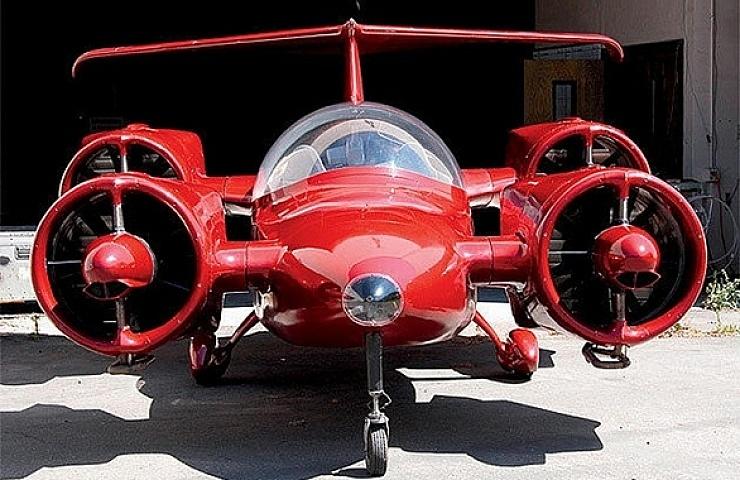 Buy Your Very Own Flying Car On Ebay Ebay Motors Blog