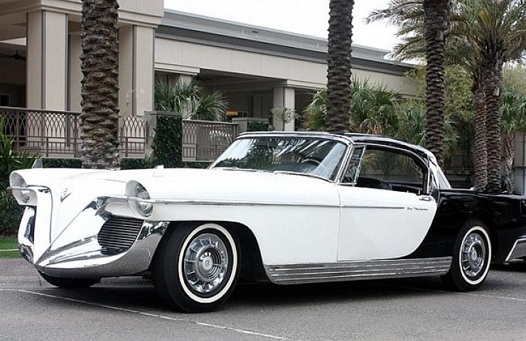 Cadillac concept vehicles