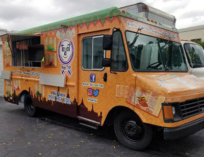 want to go into the food truck business start on ebay