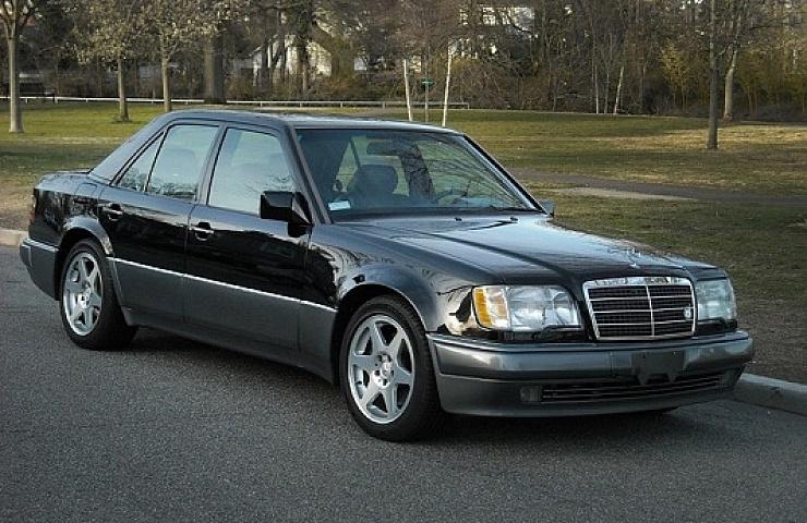 Listed on eBay: The Ultimate 1990s Sleeper Super-Sedan, a
