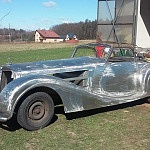 Don't Have $10 Million for a Mercedes 540K? Check Out This Hand-Built Replica
