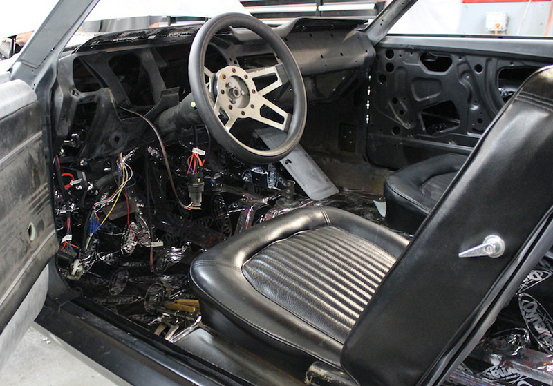 You can save money by buying a car with technical challenges. For example, reassembling a gutted interior is like putting together a puzzle—without knowing if any pieces are missing. For some builders, that's fun. For others, it's a major headache.