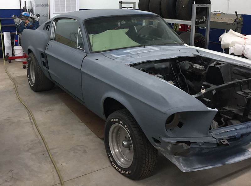 Five Things To Know About Buying A Project Car For A Mustang Rebuild Ebay Motors Blog