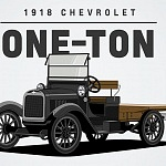 Chevy Celebrates 100 Years of Building Trucks