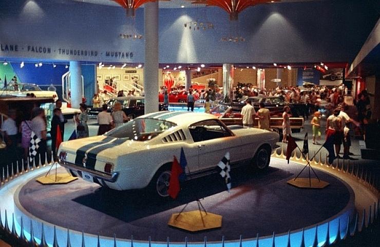 The Ebay Motors 67 Fastback Pays Homage To Mustang S Rich Racing Heritage Ebay Motors Blog
