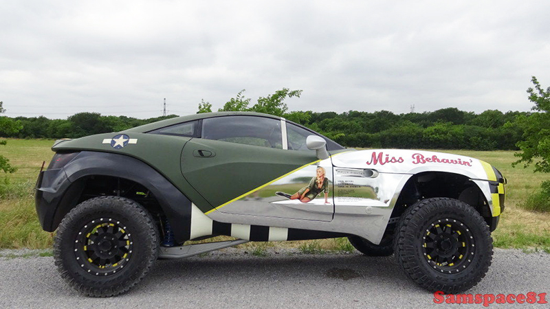 Local Motors Rally Fighter >> Available On Ebay Motors The Revolutionary Open Source Rally