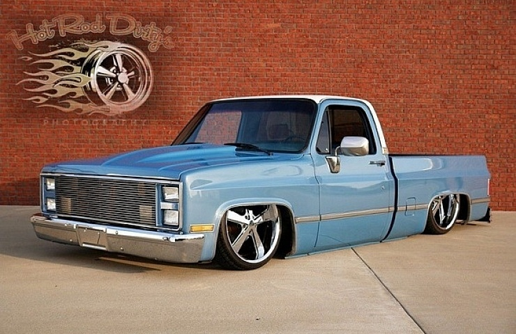 With Third Generation Chevy Trucks It S Hip To Be Square Ebay