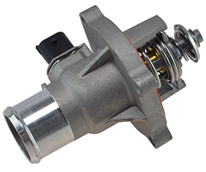 A malfunctioning engine thermostat can cause a heater to run cold.