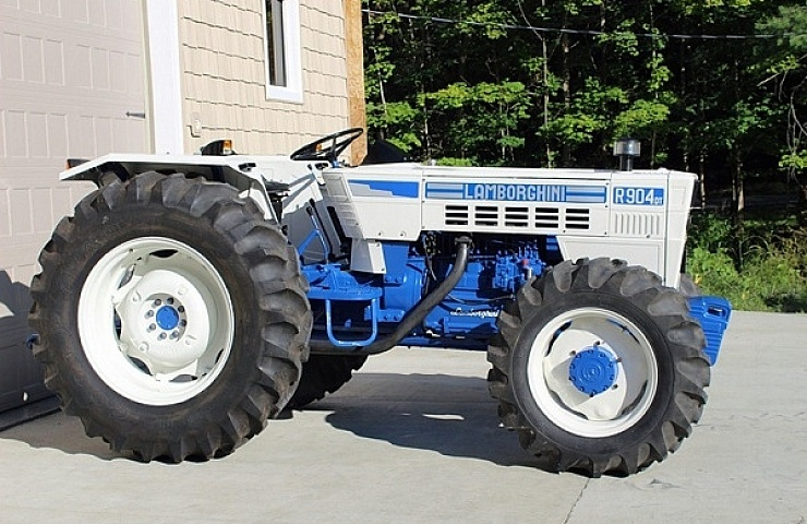 Did You Know That Lamborghini Made Tractors Ebay Motors Blog