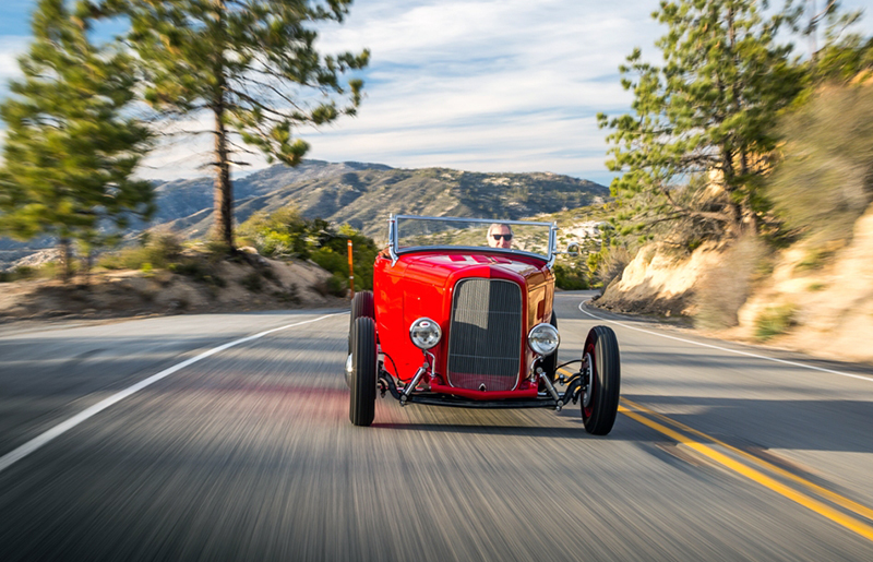 The stance of the McGee Roadster is impeccable.