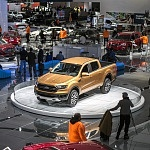 Ford Ranger Pickup Returns in Wave of Smaller, Lighter Trucks