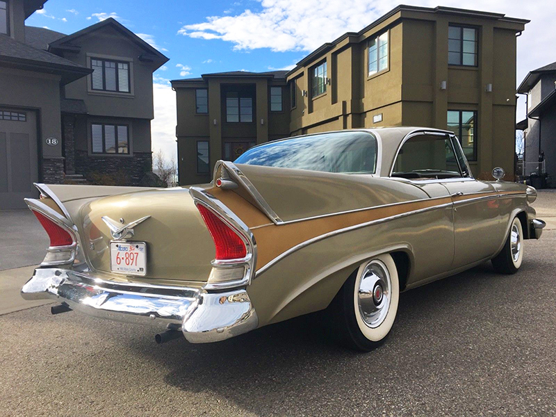 The Unusual 1958 Packard 58L: From the Company\'s Last Year in ...