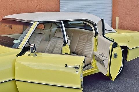 14 crazy car mods ebay motors blog for Mercedes benz suicide doors