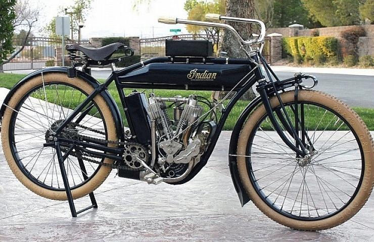 On Ebay Motors Award Winning 1911 Indian Twin Cylinder Ebay Motors Blog