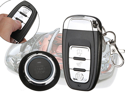 Remote starting is a popular addition to keyless entry systems.