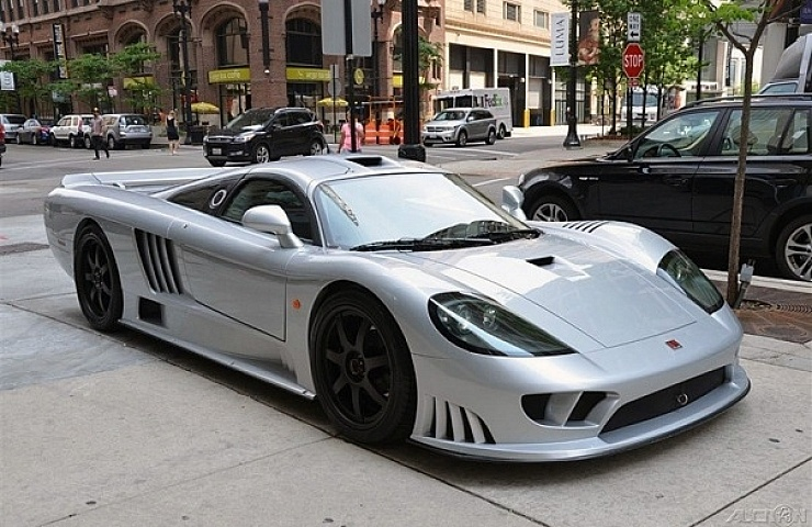 Saleen S7 For Sale >> The Saleen S7 One Of The Fastest Cars Ever Sells For Nearly