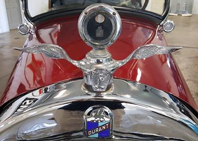 1923 Durant A22 Sport Sedan Antique