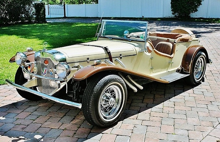 When Vw Beetles Were The Basis Of Elegant Replica Cars Ebay Motors Blog