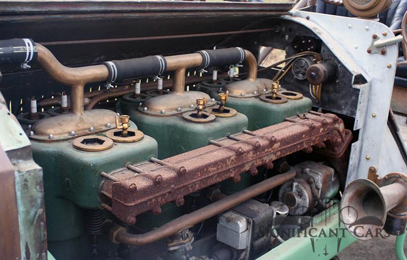 a brass era speedster built from an american lafrance firetruck ebay motors blog. Black Bedroom Furniture Sets. Home Design Ideas