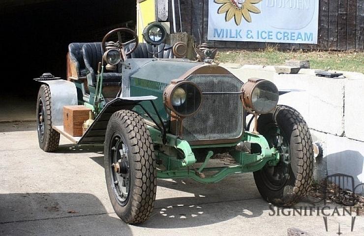 A Brass Era Speedster Built From An American Lafrance Firetruck Ebay Motors Blog