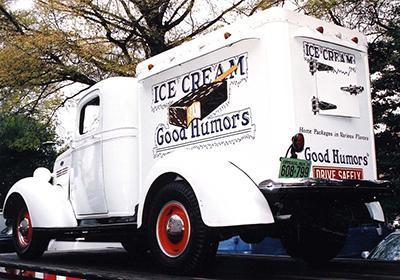 A Rare Original Good Humor Truck Is Available On Ebay Motors Ebay Motors Blog