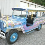 A Super-Rare Jeepney from the Philippines Turns Up in Ohio