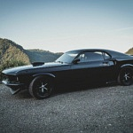 Sinister '69 Mustang Combines Mean Looks and Maximum Power