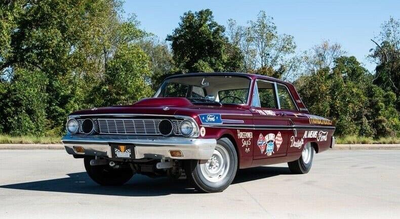 1964 Ford Fairlane Thunderbolt Original