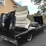 Three Stylish '67 Lincoln Continental Convertibles on eBay