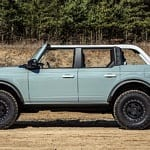 New Ford Bronco vs. Early Broncos: What You Should Know
