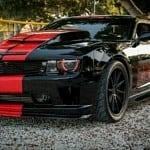 Navy Chief Is Selling the Ultimate Chevy Camaro SS Restomod