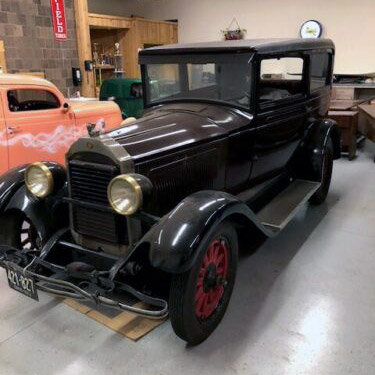 1928 Willys-Knight Model 56