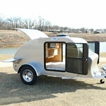 Hip Teardrop Trailers Offer On-Demand #VanLife