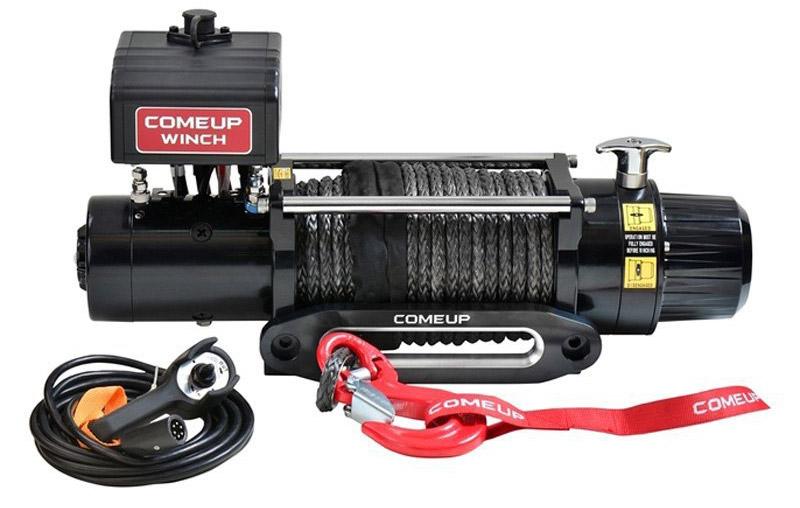 ComeUp 9,000-pound DV winch