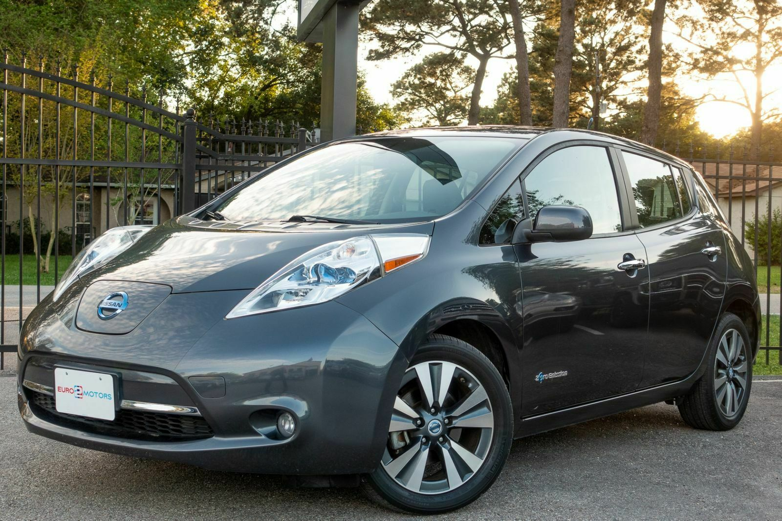 If you have access to charging, the Nissan Leaf EV could be a great delivery car.