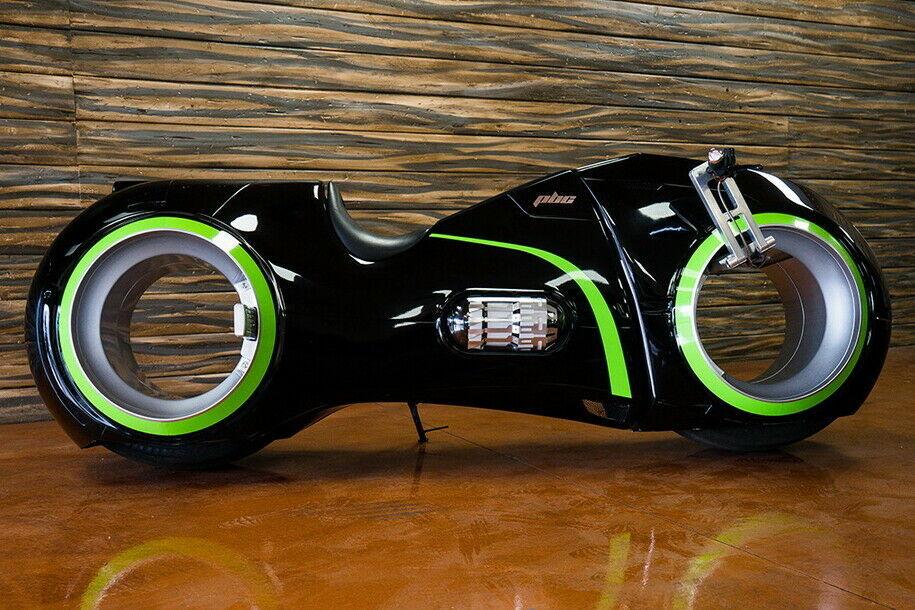 Neutron motorcycle side