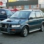 1995 Mitsubishi RVR: A Rare and Powerful Adventure Wagon
