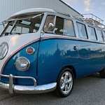 23-Window VW Bus: The Collectible Gem